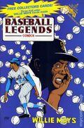 Baseball Legends Comics (1992) 8