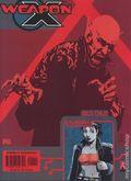 Weapon X Wild Child (2002) 1