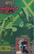 Weapon X Sauron (2002) 1