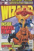 Wizard the Comics Magazine (1991) 132BP
