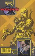 Weapon X Agent Zero (2002) 1