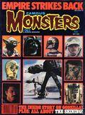 Famous Monsters of Filmland (1958) Magazine 167