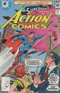 Action Comics (1978 Whitman) 498