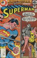 Superman (1939 1st Series) Whitman 331