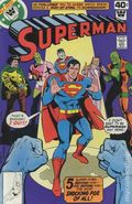 Superman (1939 1st Series) Whitman 337