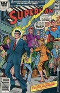 Superman (1939 1st Series) Whitman 341