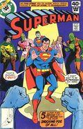 Superman (1939 1st Series) Whitman 347