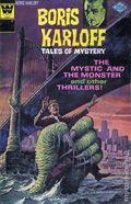 Boris Karloff Tales of Mystery (Whitman) 64