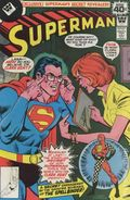 Superman (1939 1st Series) Whitman 330