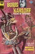 Boris Karloff Tales of Mystery (Whitman) 66