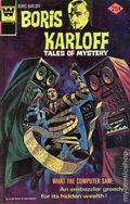 Boris Karloff Tales of Mystery (Whitman) 62