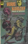 Boris Karloff Tales of Mystery (Whitman) 70