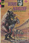 Boris Karloff Tales of Mystery (Whitman) 74