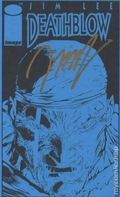 Deathblow (1993) Ashcan 1SIGNED