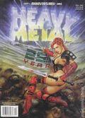 Heavy Metal Fall Special (1996-2010 HMC) Vol. 16 #3
