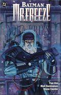 Batman Mr. Freeze (1997) 1DF.SIGNED