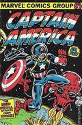 Captain America Bubble Funnies Mini Comic (1981) 3
