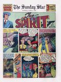 Spirit Weekly Newspaper Comic (1940-1952) Jun 9 1940