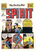Spirit Weekly Newspaper Comic (1940-1952) Aug 11 1940