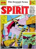 Spirit Weekly Newspaper Comic (1940-1952) Nov 10 1940