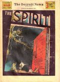 Spirit Weekly Newspaper Comic (1940-1952) Dec 8 1940
