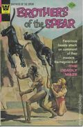 Brothers of the Spear (Whitman) 10