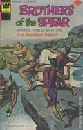 Brothers of the Spear (Whitman) 16