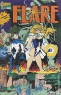 Flare (1989 2nd Series) 8