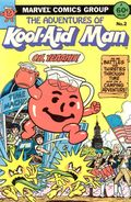 Adventures of Kool-Aid Man (1983 Marvel) 2A