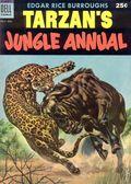 Dell Giant Tarzan's Jungle Annual (1952) 3