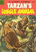 Dell Giant Tarzan's Jungle Annual (1952) 4