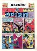 Spirit Weekly Newspaper Comic (1940-1952) Jun 23 1940