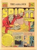 Spirit Weekly Newspaper Comic (1940-1952) Jul 14 1940