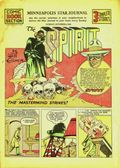 Spirit Weekly Newspaper Comic (1940-1952) Oct 6 1940