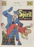 Spirit Weekly Newspaper Comic (1940-1952) Dec 1 1940