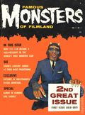 Famous Monsters of Filmland (1958) Magazine 2