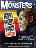 Famous Monsters of Filmland (1958) Magazine 24
