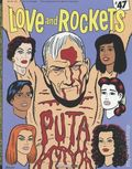 Love and Rockets (1982 1st Series) Magazine 47