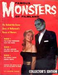 Famous Monsters of Filmland (1958) Magazine 1