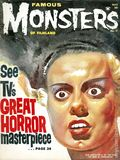 Famous Monsters of Filmland (1958) Magazine 17