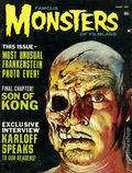 Famous Monsters of Filmland (1958) Magazine 23