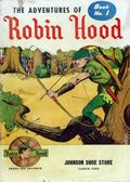 Adventures of Robin Hood (1960 Robin Hood Shoes) 1