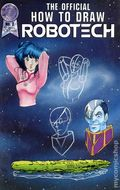 Official How to Draw Robotech (1987) 2