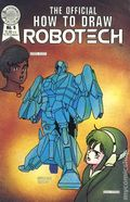 Official How to Draw Robotech (1987) 6