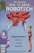 Official How to Draw Robotech (1987) 11