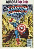 Aurora Comic Scenes Captain America (1975) 192