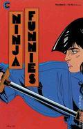 Ninja Funnies (1987) 5
