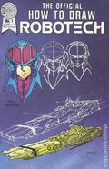 Official How to Draw Robotech (1987) 1