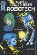 Official How to Draw Robotech (1987) 4