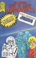 Official How to Draw Robotech (1987) 12